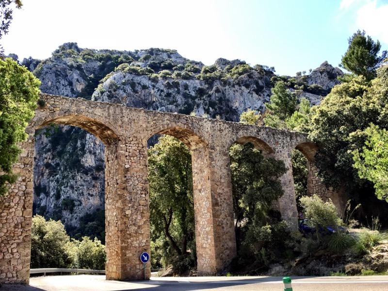 An ancient aquaduc