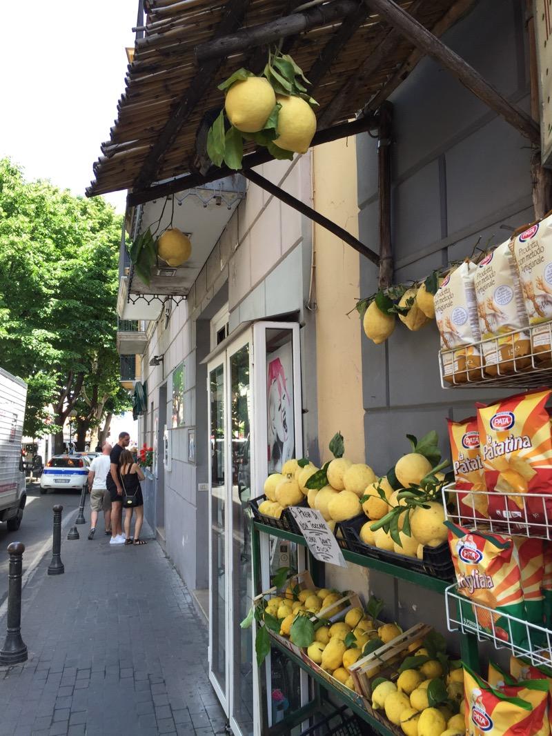 Lemons, lemons everywhere