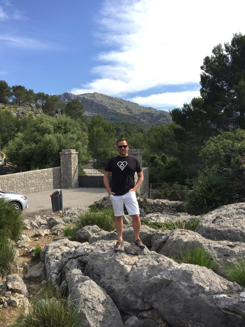 """""""Rocky"""" starring Ryan Stalone ... a lesser known Mallorcan version of the famous film."""