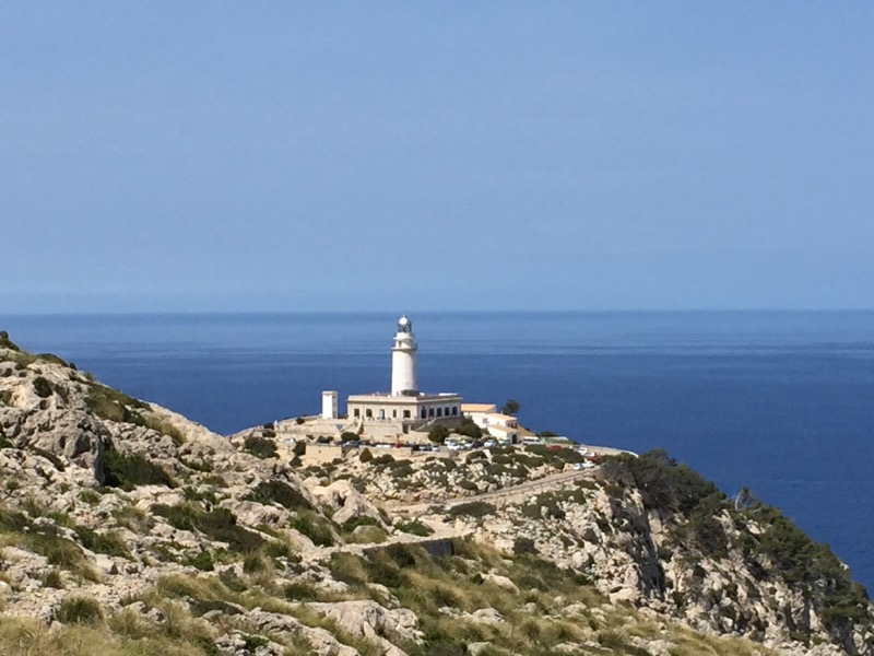 The main attraction: El Faro de Formentor